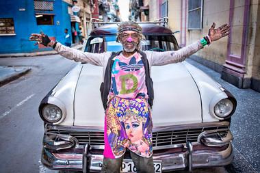 Cuba - Le Clown