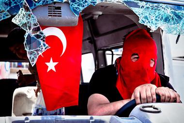 Taksim Square- Istanbul