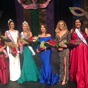 2019 Pageant On Stage Pics