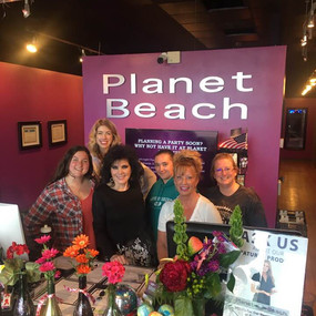 Planet Beach Spa Day