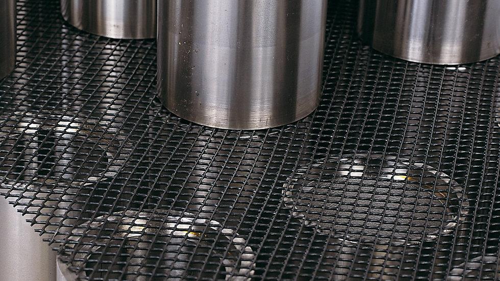 Zwischenlagegitter CPM 460 - 2,8 mm - 1.180 x 780 mm - schwarz