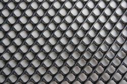 Gittermatte CM 900 - LDPE - Schwarz