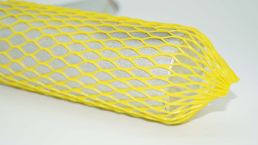 Oberflächenschutznetz CN 50 gelb - Ø 25 - 50 mm