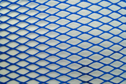 Gittermatte CPM 420 - Stärke 3,5 mm - Masche 10 x 15 mm - 0,78 x 50 m - HDPE