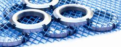 Gittermatte CPM 230 - Stärke 1,5 mm - Masche 7 x 5 mm - 1.180 x 780 mm - MDPE