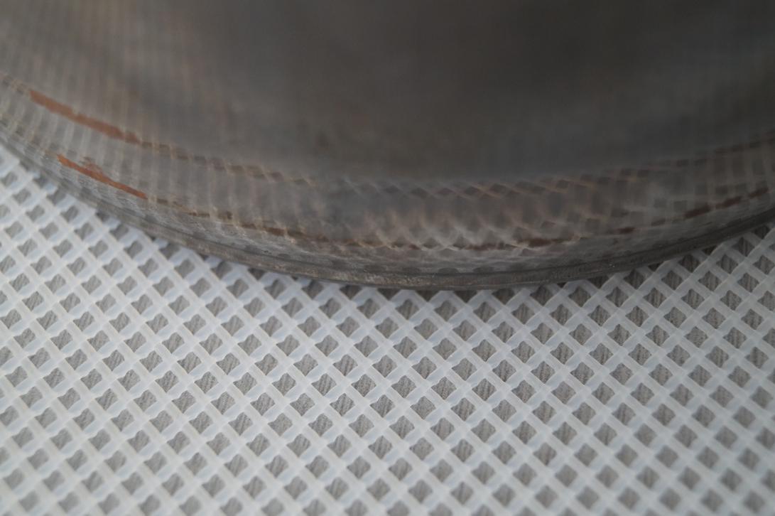 Waschgitter CPM 5205 - Stärke 1,7 mm - Masche 2,8 x 2,8 mm - 0,5 x 25 m - PP