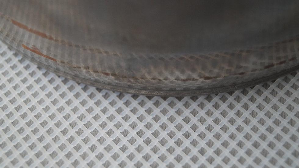Waschgitter CPM 5205 - 1,7 mm - Masche 2,8 x 2,8 mm - 0,5 x 25 m - Polypropylen (PP)