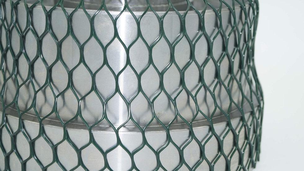 Oberflächenschutznetz CN 230 dunkelgrün - Ø 120-230 mm