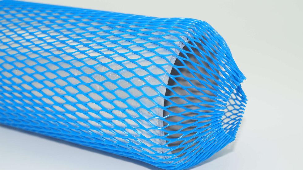 Oberflächenschutznetz CN 120 blau - Ø 80-120 mm