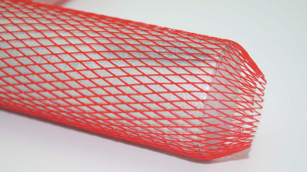 Oberflächenschutznetz CN 80 light rot - Ø 40-80 mm