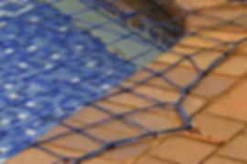Poolschutznetz