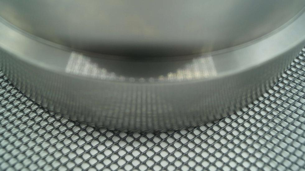 Zwischenlagegitter CPM 350 - Stärke 1,8 mm - Masche 4 x 4 mm - 1,0 x 50 m - HDPE