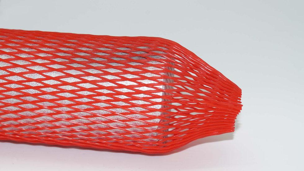 Oberflächenschutznetz CN 100 rot - Ø 50-100 mm