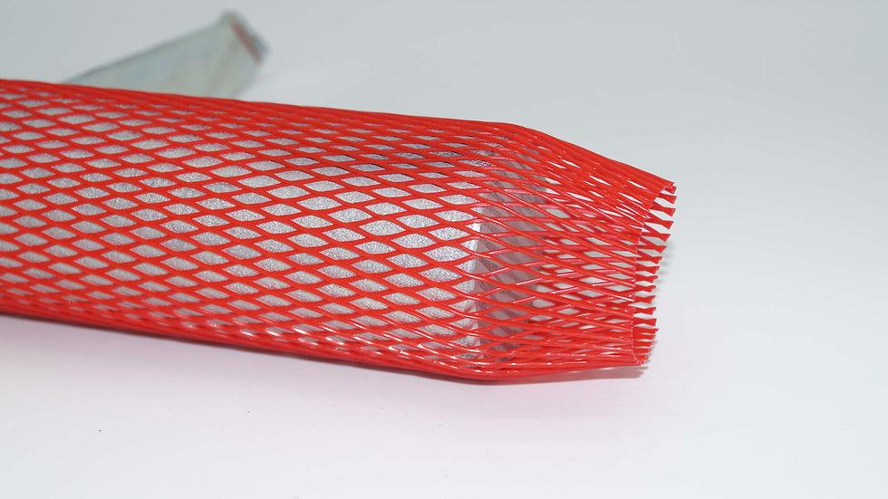 Oberflächenschutznetz CPN 100 rot - Ø 50-100 mm