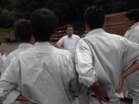 製材業と建築業を営む(株)武笠さんをお伺いしてきました!