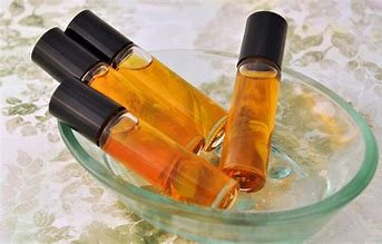 Scented Body Oil