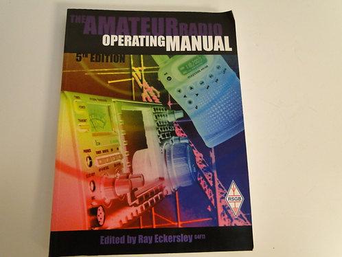 The Amateur radion, operating manual edited byR, Eckersbley G4FTI