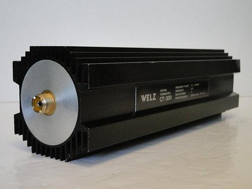 WELZ CT-300 COAXIAL TERMINATION