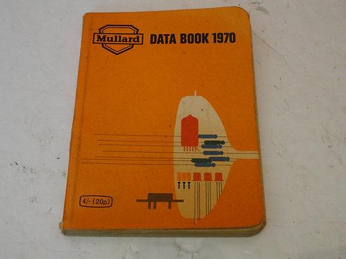 MULLARD DATA BOOK 1970