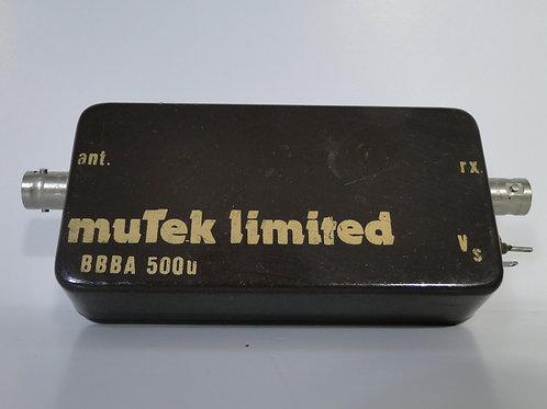 MuTek Limited BBBA 500U 12680