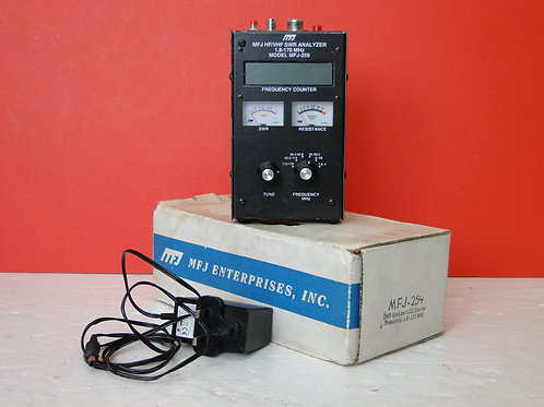 MFJ-259 SWR ANALYZER 1.8-170Mz
