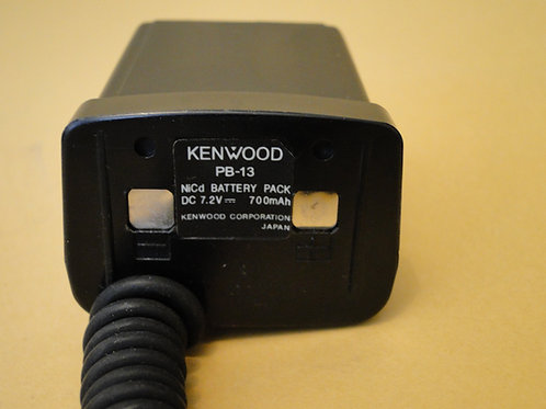 KENWOOD PB-13 BATTERY PACK