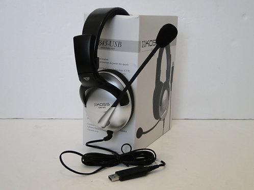 KOSS SB45-USB HEADPHONES