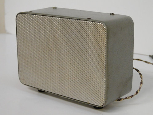 Speaker in Metal Box (6 x 4inch)