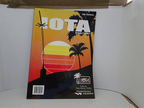 IOTA DIRECTORY 11th Edition  G3KMA