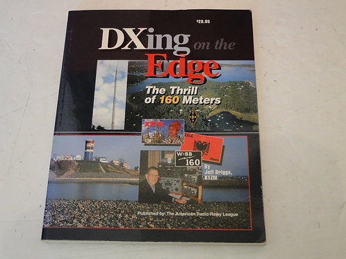 DXing  on the edge - The thrill of 160meters, Briggs