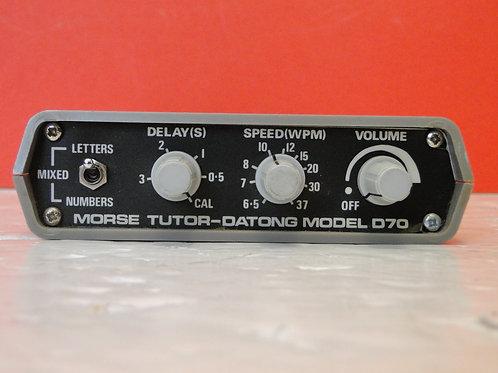 DATONG MODEL D70 MORSE TUTOR