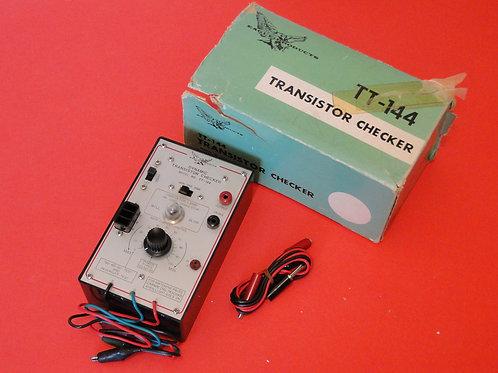 TT-144 TRANSISTOR CHECKER