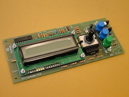 LCD CONTROLLER - BACKLIT