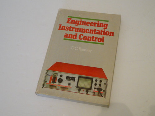 ENGINEERING INSTRUMENTATION AND CONTROL, D C RAMSAY