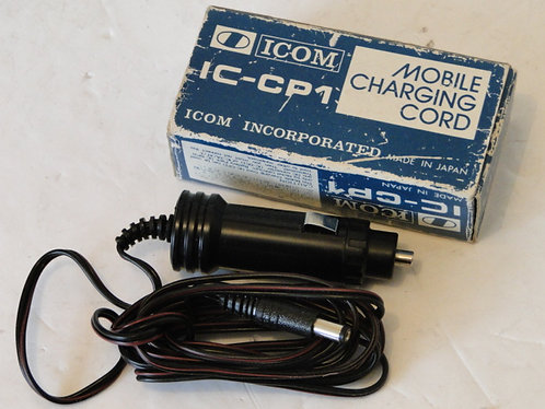 ICOM IC-CP1 mobile charging cord