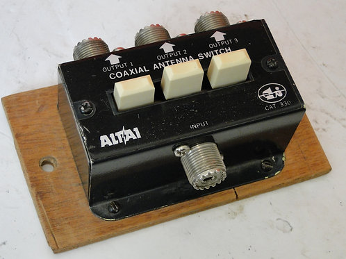 ALTAI COAXIAL ANTENNA SWITCH