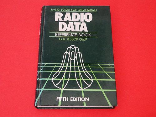 RADIO DATA REFERENCE BOOK G.R.JESSOP G6JP