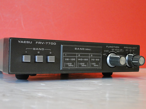 YAESU FRV-7700 SN 1M 031430