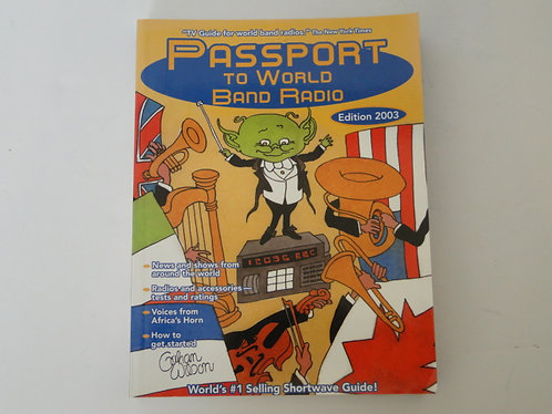 PASSPORT TO WORLD BAND RADIO EDITION 2003