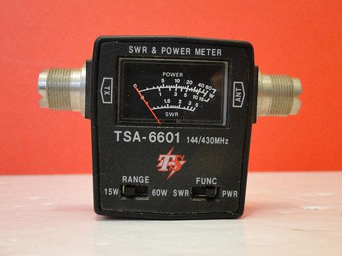TSA-6601 SWR & POWER METER 144/430MHz  VHF/UHF