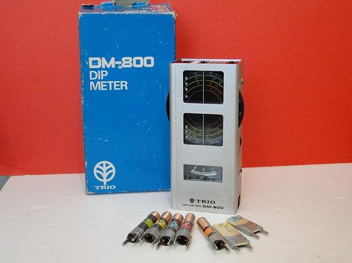 TRIO DM-800 DIP METER  SN 494082