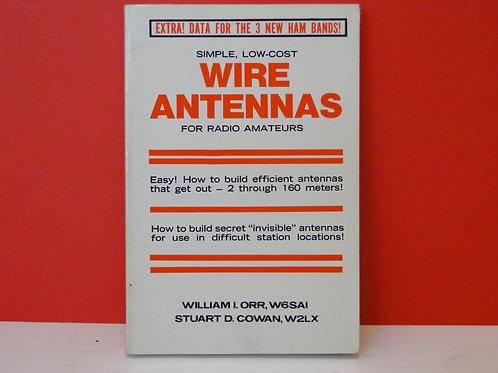 WIRE ANTENNAS , ORR & COWAN