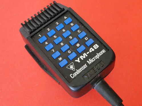 YAESU YM-48 Condenser Microphone 8pin