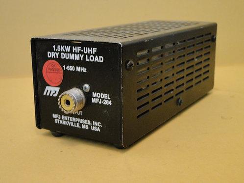 MFJ-264 1.5KW HF/UHF DRY DUMMY LOAD