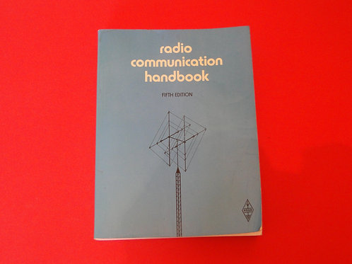 RADIO COMMUNICATION HANDBOOK 5TH EDITION RSGB