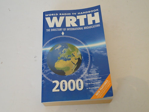 WRTH THE DIRECTORY OF INTERNATIONAL BROADCASTING 2000
