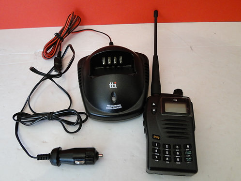 tti handheld TSC-3000R SCANNER RECEIVER + Charger