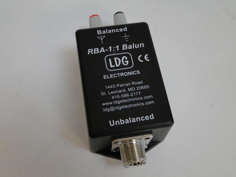 RBA-1:1 Balun by LDG Electronics | website