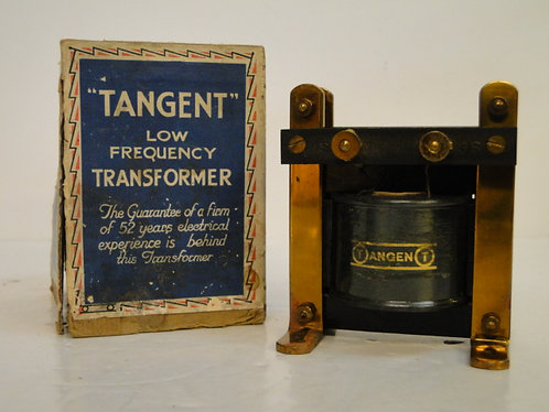 TANGENT LOW FREQUENCY TRANSFORMER