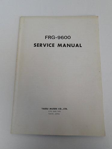 FRG-9600 Service Manual